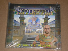 KOTIPELTO - WAITING FOR THE DAWN - CD SIGILLATO (SEALED)