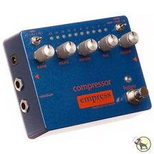 Empress Compressor 3 Compression Ratios True Bypass Guitar/Bass Effects Pedal