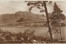 Ben Nevis & Loch Linnhe, FORT WILLIAM, Inverness-shire RP