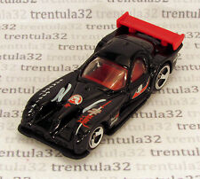 5-Pack Exclusive PANOZ GTR-1 Samurai Racing black red Hot Wheels Loose