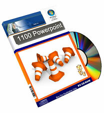 1100 Powerpoint Health & Safety Training Course Presentations on DVD