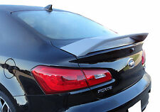UNPAINTED REAR WING SPOILER FOR A KIA FORTE COUPE KOUP 2-DOOR 2014-2016