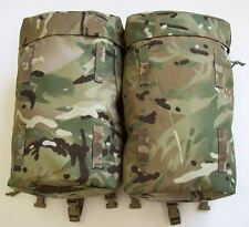 NEW - MTP Multicam PLCE Rucksack Side Pouches / Pockets - Set of Two