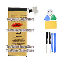 High Capacity 2680mAh Replacement Gold Battery for Apple iPhone 4S + 8 Tools NEW