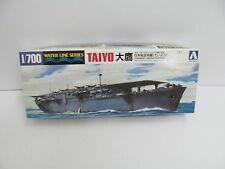 MES-44828Aoshima 207 1:700 Taiyo Bausatz geöffnet,augenscheinlich komplett,