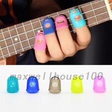Guitar Bass Banjo Fingertip Protectors Pain Free Play finger guard protection
