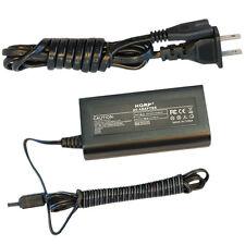 HQRP Cargador Adaptador de CA para JVC AP-V14E AP-V15E V17E V19E V20E Reemplazo
