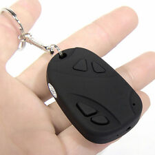 Mini DVR Camcorder Car Key Chain Video Recorder Hidden Pinhole Camera