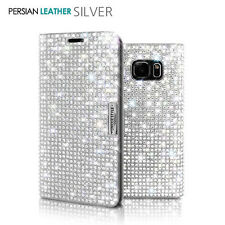 Dreamplus Bling Crystal Wallet Flip Case Cover Samsung Galaxy Note/S5/S6/Edge/S7