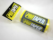 "Pro Taper 2.0 Square Fat Bar Pad Black / Yellow for 1-1/8"" Handlebar RM RMZ DRZ"