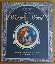 Wizardology A Guide to Wizards of the World - Templar 1st Edition - Hardback