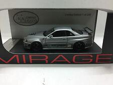 1:43 HPI 8392 NISMO OMORI FACTORY CRS CLUBMAN RACER SPEC SKYLINE GTR R34 V SPEC