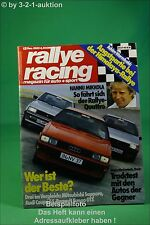 Rallye Racing 12/80 Golf Oettinger Audi Quattro Rallye