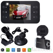 "2.7"" Dashcam Autokamera Car Camcorder Video Dual Camera DVR Überwachung Kamera"