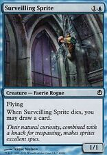 4x Farfadet epieur  ( Surveilling Sprite ) Duel deck Magic NM/M VF C