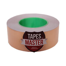 "2"" x 55 yds (50mmx50m) Copper Foil Tape Non-Conductive Adhesive Ship from USA"