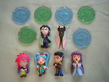 TENCHI MUYO Action Figure/Figurines Lot/Set Headliners Series 1+2 Anime 2000 NR