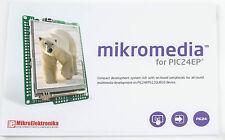 MikroElektronika mikromedia for PIC24EP