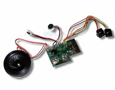 10s 10 Seconds Sound Voice Recordable Module Device Chip for Card With Buttons