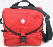 Military EMT Combat M3Medic GI Style Emergency Kit Tactical Voodoo Bag Red Cross
