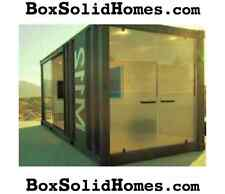 BoxSolidHomes.com -Premium Dot Com Domain Name .com Shipping Container Homes or?
