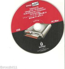 IOMEGA FLOPPY - USB - PC/MAC - SOLUTIONS CD - 2004