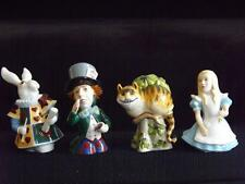 NWT Candle Crown Collections Alice In Wonderland Set 4 Snuffers Department 56