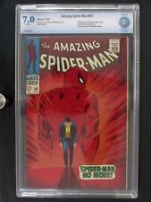Amazing Spider-Man #50 -CBCS 7.0 FN/VF - Marvel 1967 - 1st App of Kingpin!!!