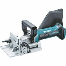 Makita XJP03Z 18V LXT Lithium-Ion Cordless Plate Joiner with Dust Bag, Bare-Tool