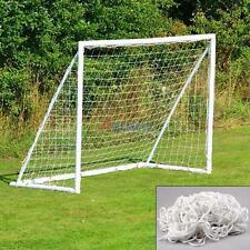 6x4ft/1.8*1.2m Football Soccer Goal Post Net for Football Soccer Sport Training