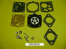 RK-23HS CARBURETOR REPAIR KIT POULAN 201 223 245 360 400 450 451 4200 5200 DR156