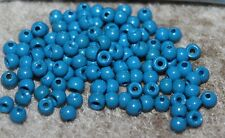 Fly tying 3.5mm Enamelled Chip Resistant deep blue Tungsten beads 25 per bag