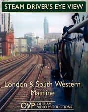 Steam Driver's Eye View - London & South Western Mainline  *Blu-ray