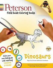 Peterson Field Guide Coloring Books: Dinosaurs Peterson Field Guide Color-In Bo