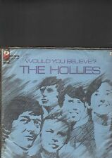 THE HOLLIES - would you believe LP