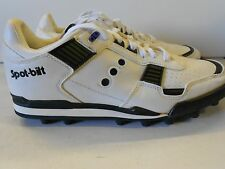 Vtg NOS '80's Spot-Bilt Cleated Multi-field Tread Turf Shoes Size 15 Men's Nice!