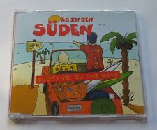 BUDDY vs. DJ THE WAVE - Ab in den Süden maxi cd single