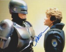 Peter Weller In Person Signed 8x10 Photo - ROBOCOP - RARE!!! #13