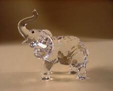 SWAROVSKI CRYSTAL ELEPHANT BABY 191371 MINT BOXED RETIRED RARE