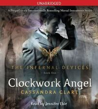 Clockwork Angel The Infernal Devices