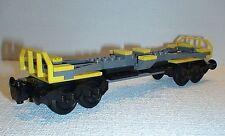 LEGO® Eisenbahn Waggon - Baugleich Containerwaggon 7939 - ohne Container - NEU