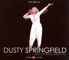Live at the Royal Albert Hall [Digipak] by Dusty Springfield (CD, Aug-2013, 2...