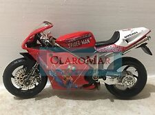 ☀️ Ducati 996 SPS Spider Man Ultimate Marvel Motorcycle MAISTO Toy Cake Topper