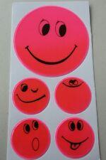 Reflectores Pink niños * smileys * seguridad en la oscuridad Colegio Luz