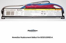 HomeStar Electronic Replacement Ballast B232I120RES
