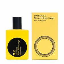 MONOCLE SCENT THREE: SUGI by COMME DES GARCONS 50ML SPRAY EAU DE TOILETTE