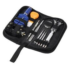 Repair like a Pro Watch Tool Kit Set Case Opener Link Spring Bar Remover Tweezer