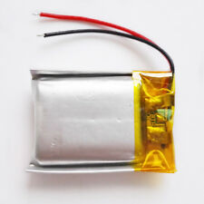 3.7V 200 mAh Li po Polymer rechargeable Battery For MP3 MID bluetooth GPS 651725