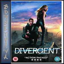 DIVERGENT - Kate Winslet  **BRAND NEW DVD**