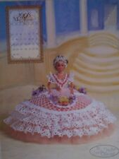Annie Attic 1998 Wedding Ballgown Barbie Fashion August Crochet Bed Doll Pattern